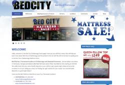 BedCity 250x169 Web Design Portfolio