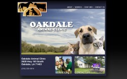 oakdaleanimal 250x156 Web Design Portfolio